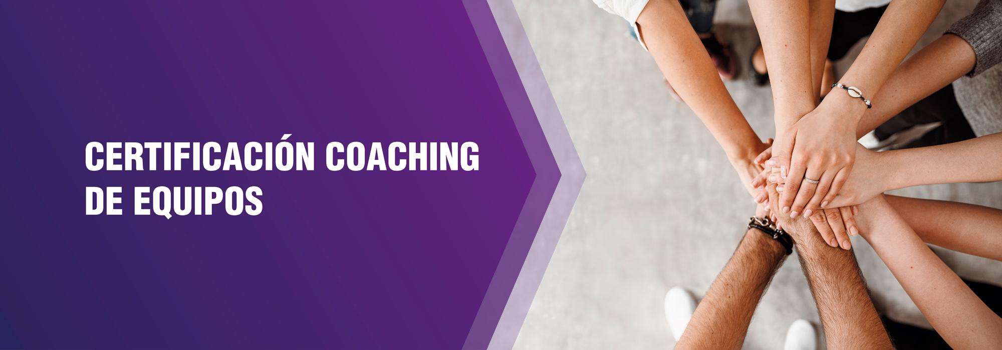 Certificación Top Intensive Training Coaching de Equipos