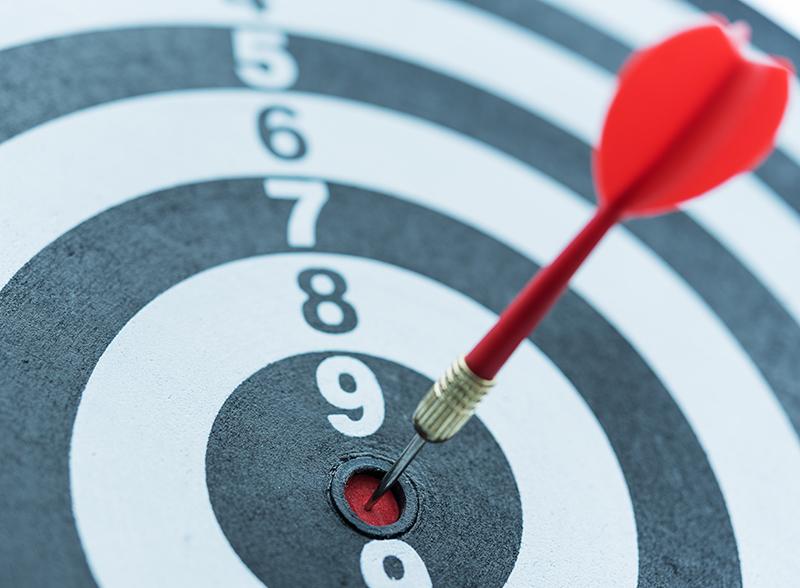 Cómo definir un objetivo en 3 pasos